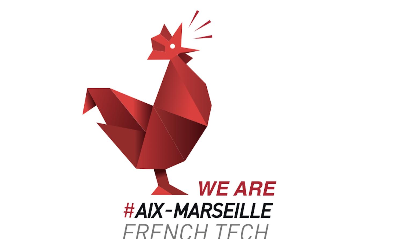 Logo French Tech #Aix-Marseille