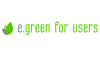 Logo e.green for users