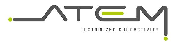 Logo de la société ATEM