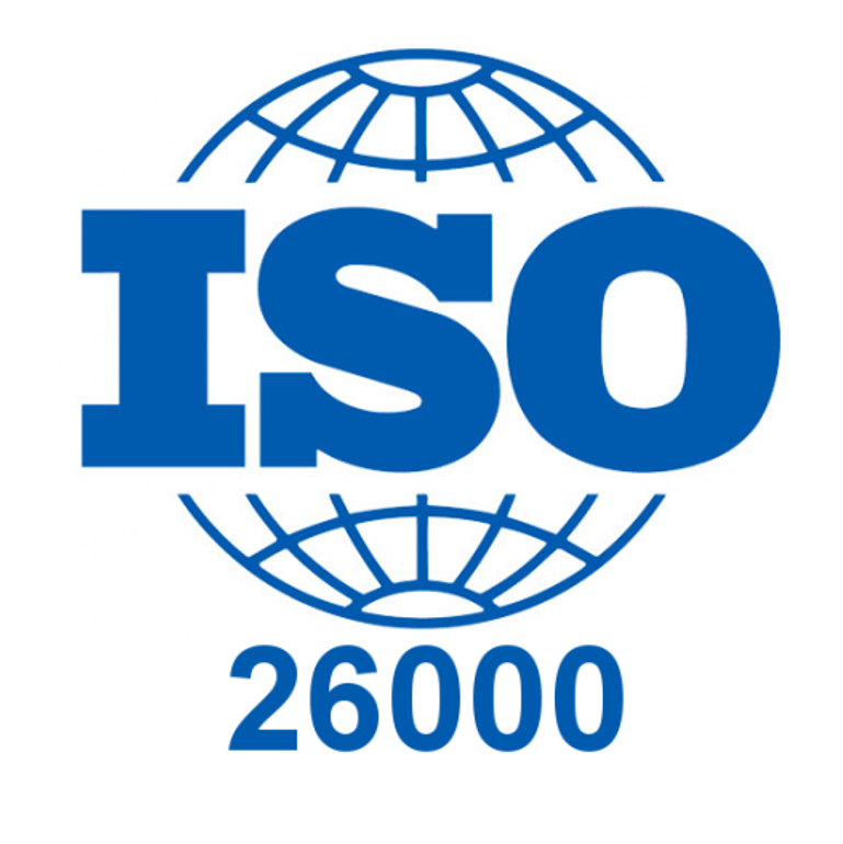 Logo certification ISO 26000