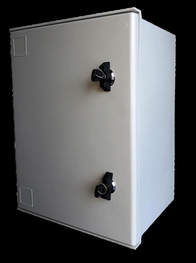 Coffret POWERBOX d'alimentations autonomes par VDSYS