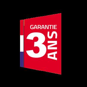 Vignette Garantie 3 ans