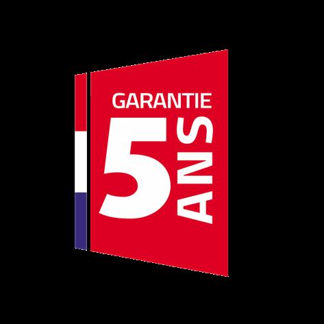 Vignette Garantie 5 ans