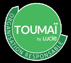 Logo Toumaï by LUCIE