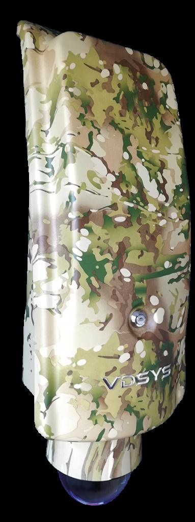 VIGICAM par VDSYS impression camouflage