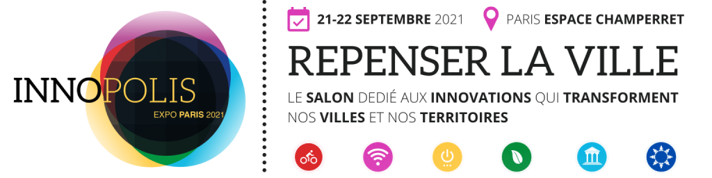Salon Innopolis à Paris
